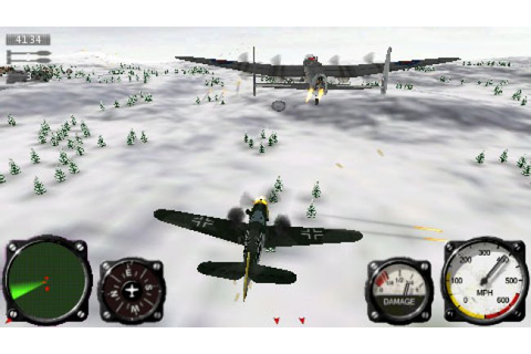 Air Conflicts: Aces of World War II - PSP - Review | GameZone