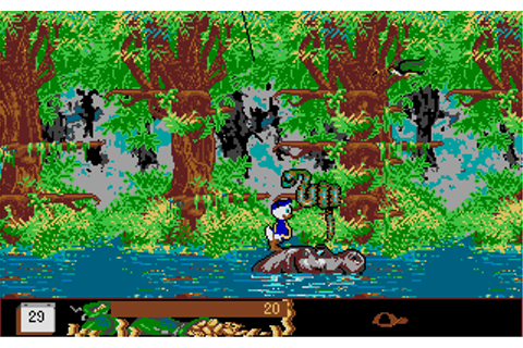 Disney's Duck Tales: The Quest for Gold Screenshots for ...