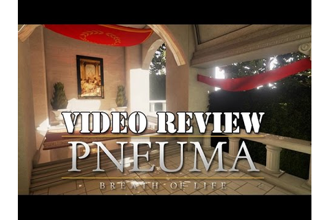 Review: Pneuma - Breath of Life (PlayStation 4) - YouTube