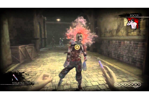 GameSpot Reviews - Rise of Nightmares (Xbox 360, Kinect ...