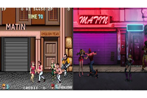Double Dragon Neon Coming To Steam