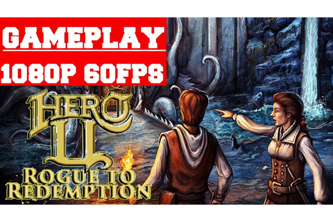 Hero-U: Rogue to Redemption Gameplay (PC) - YouTube
