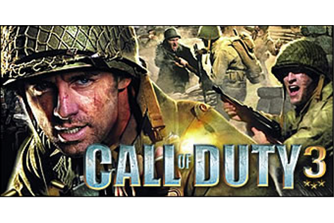 Test du jeu Call Of Duty 3 : En Marche Vers Paris sur 360 ...