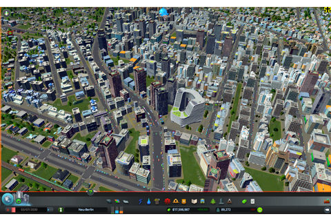 Cities Skylines Game Performance Review - GameplayInside