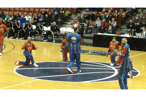 Harlem Globetrotters Game (March 7, 2014) - YouTube