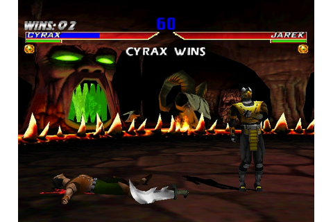 Mortal Kombat Gold USA DC-ECHELON ROM / ISO Download for ...