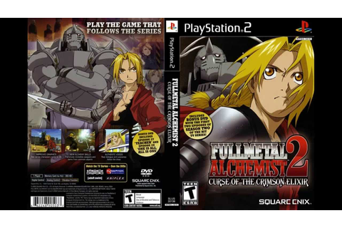 "Fullmetal Alchemist 2: Curse of the Crimson Elixir - ""Boss ..."