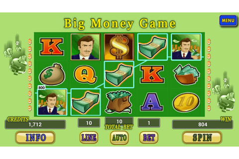 Big Money Game Slot | Download APK for Android - Aptoide