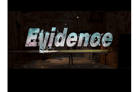 Download Evidence: The Last Report - My Abandonware