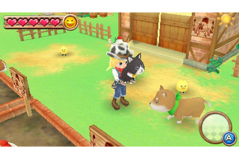 'Harvest Moon: A New Beginning' coming to North America ...