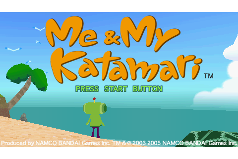 Me & My Katamari - Between Life and Games