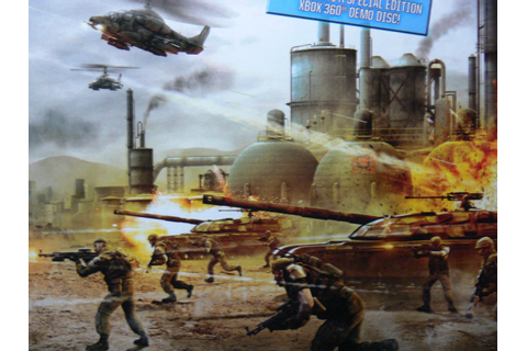 online computer game: Frontlines: fuel of war is available ...