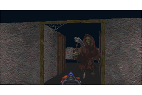 Play Retro Games Online: Escape from Monster Manor 3DO