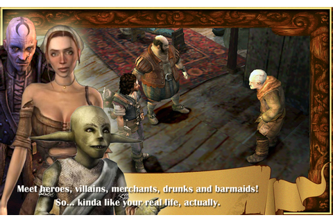 Amazon.com: The Bard's Tale: Appstore for Android