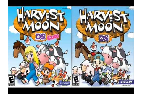 Top VGM #314 - Harvest Moon DS/Cute - Summer - YouTube