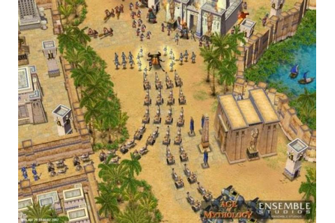 Game : Age of Mythology Gold & Extended Edition Full Version