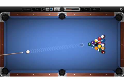 Cue Club 2 PC - Pool and Snooker - YouTube