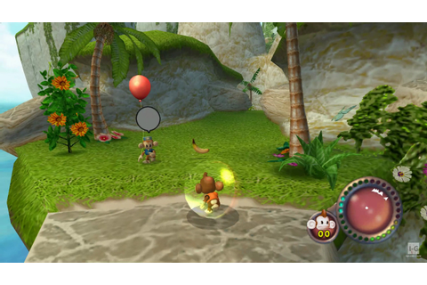Super Monkey Ball Adventure PSP Gameplay HD - YouTube