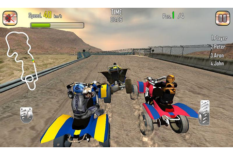 ATV Quad Power Racing 2 PS2 ISO – isoroms.com