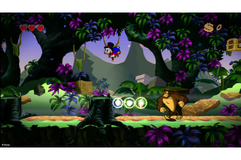 DuckTales Remastered Review | USgamer