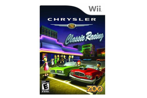 Chrysler Classic Racing Wii Game - Newegg.com