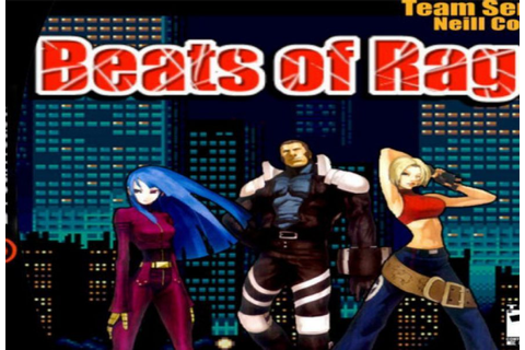 What Is Beats Of Rage? | GameTraders USA