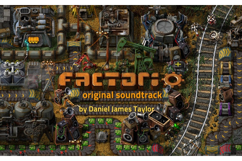 Factorio - Soundtrack on Steam - PC Game | HRK Game