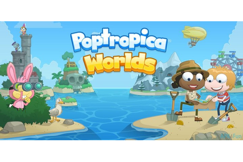 Download Poptropica Worlds 1.3.634 APK File (media ...