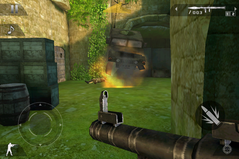 iPhone Game Review – Modern Combat 2: Black Pegasus