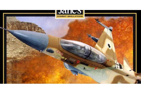 Jane's IAF Israeli Air Force Full Version PC Game Download ...