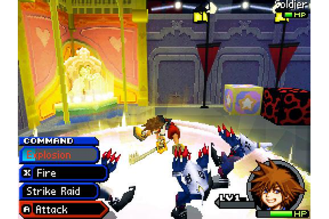 Kingdom Hearts: Re:coded – Nintendo DS Review | Animanga ...