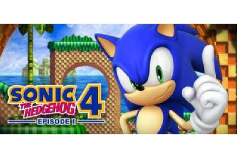 Sonic the Hedgehog 4 - Episode I Free Download « IGGGAMES