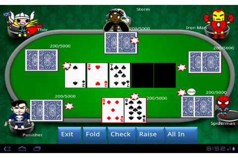 Texas Holdem Poker APK Download - Free Casino GAME for ...