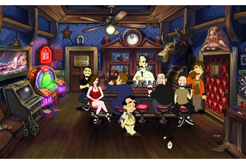 Leisure Suit Larry Reloaded Review | GamesReviews.com