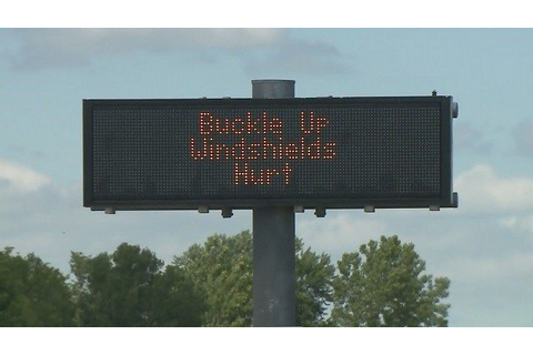 Missouri lawmaker wants to halt playful highway messages ...