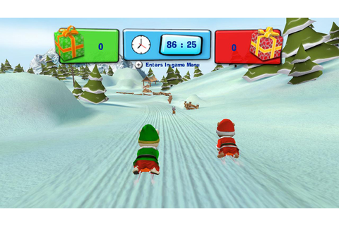 Hubert the Teddy Bear: Winter Games (WiiWare) News ...