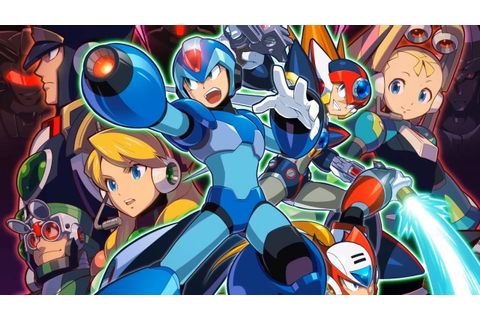 MegaMan X8 Metal Farming (X Collection) - YouTube