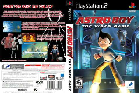 G3 Games: Astro Boy The video Game
