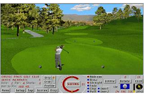 Links 386 Pro Download (1992 Sports Game)