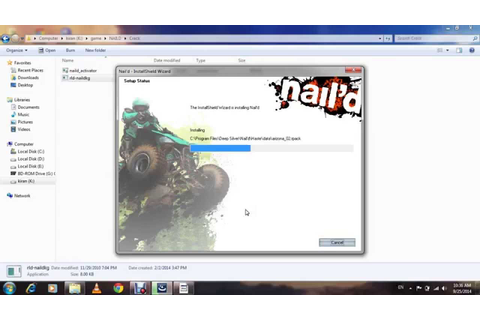 how to install nail'd game on pc - YouTube