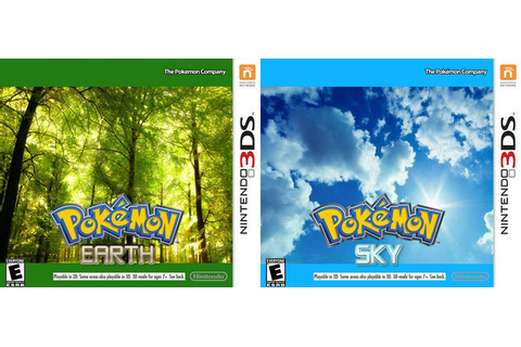 Pokémon Earth and Pokémon Sky