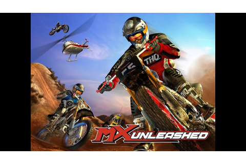 MX UNLEASHED (PS2) INTRO & GAMEPLAY EPIC MOTOCROSS 500CC ...