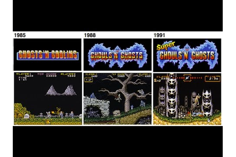 Makaimura de WonderSwan (1999) - Ghosts 'n Goblins - YouTube