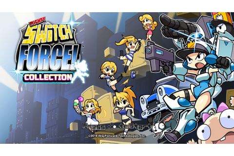 Game Review: Mighty Switch Force! Collection (Switch ...
