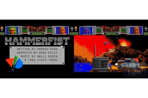 Hammerfist : Hall Of Light – The database of Amiga games