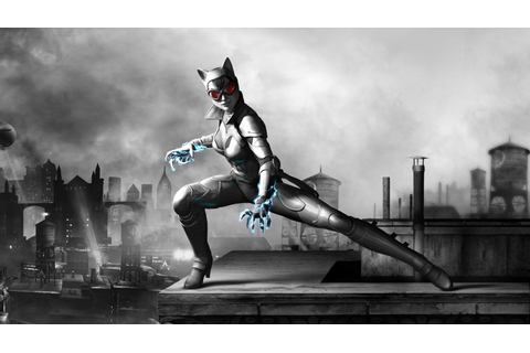 Catwoman Looks More Modest In Batman: Arkham City For Wii ...