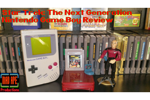 Star Trek: The Next Generation Review for the Nintendo ...