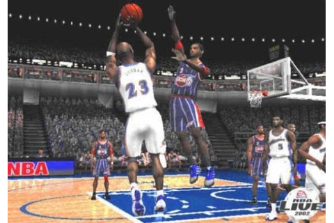 NBA Live 2001 Current Roster Update - Download