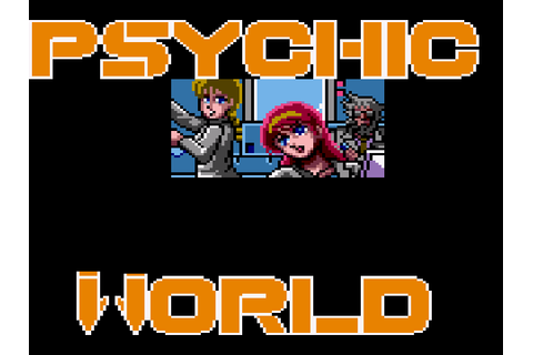 Psychic World Download Game | GameFabrique