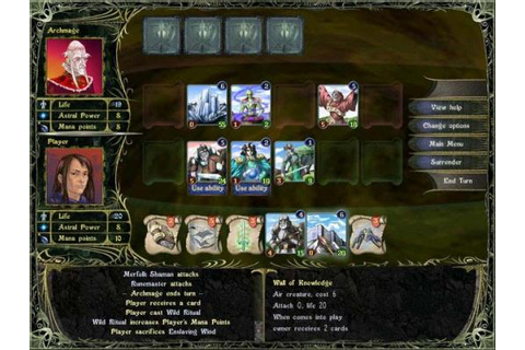 Astral Masters Strategic Card Game. Use Magical Cards to ...
